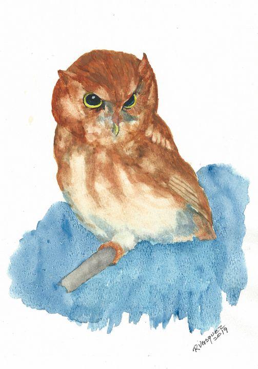 Screech owl - REV Originals