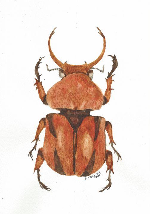 Scarab beetle - REV Originals
