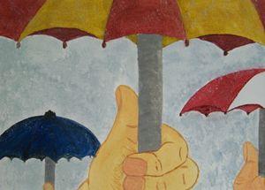 Fun With Umbrellas