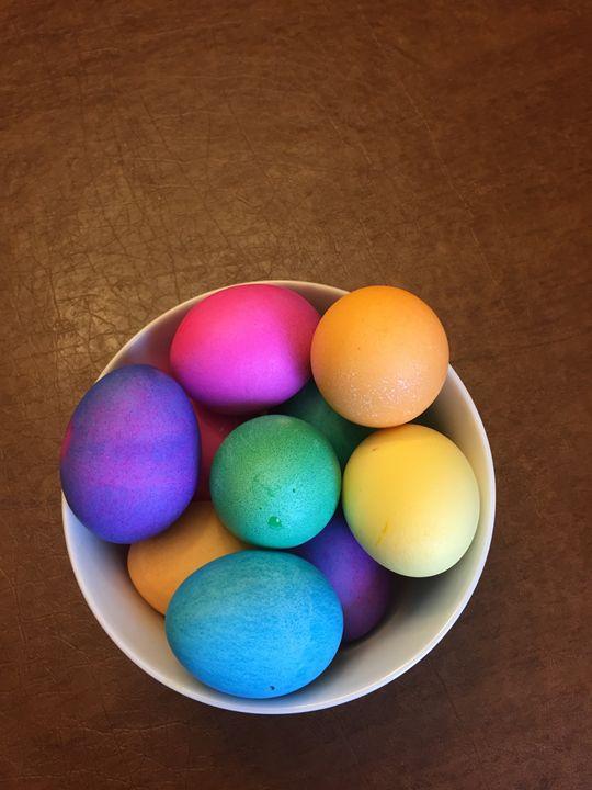 Easter Eggs - Liana