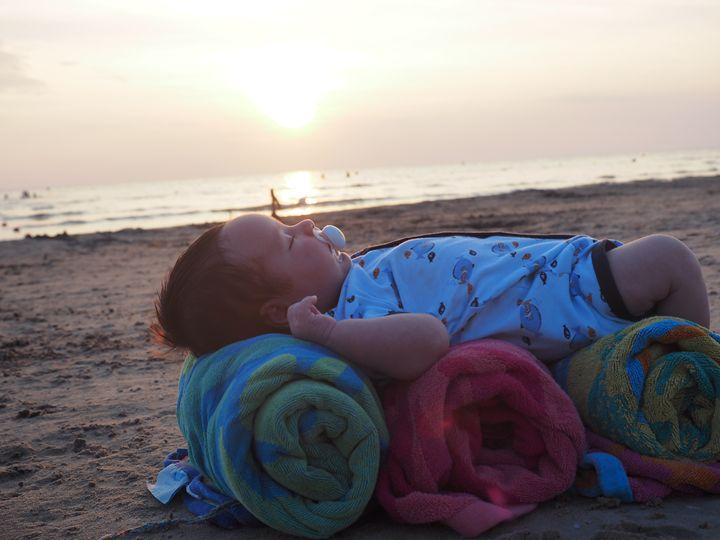 Sleeping - Liana