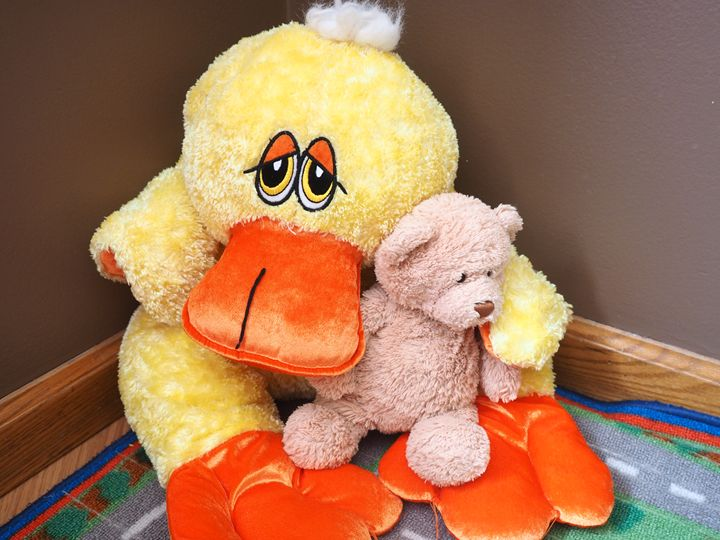 Duck and Teddy - Liana