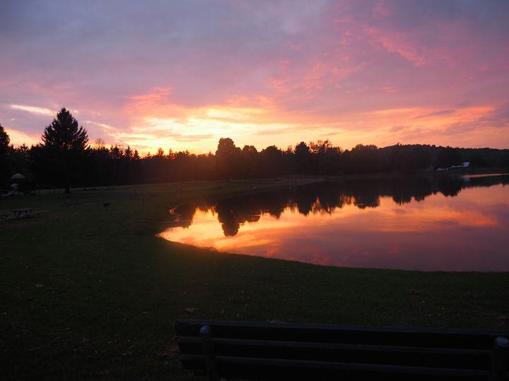 Beautiful Sunset - Liana