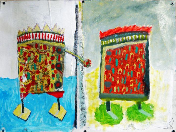 The Gift - Robert Canaga's Studio
