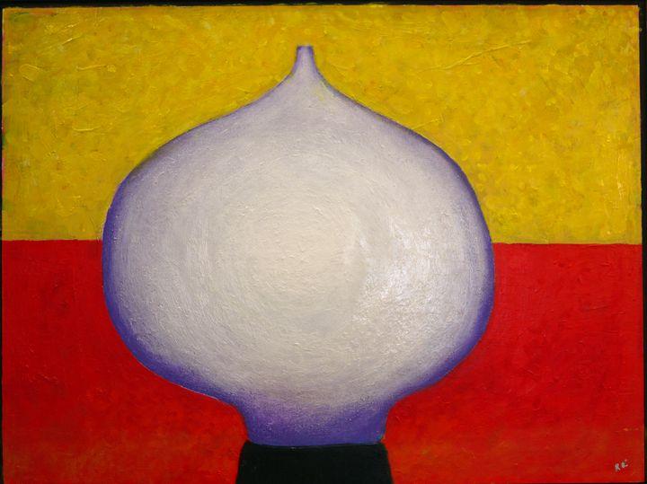Persian Jar - Robert Canaga's Studio