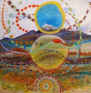 All Three Worlds - Robert Canaga's Studio