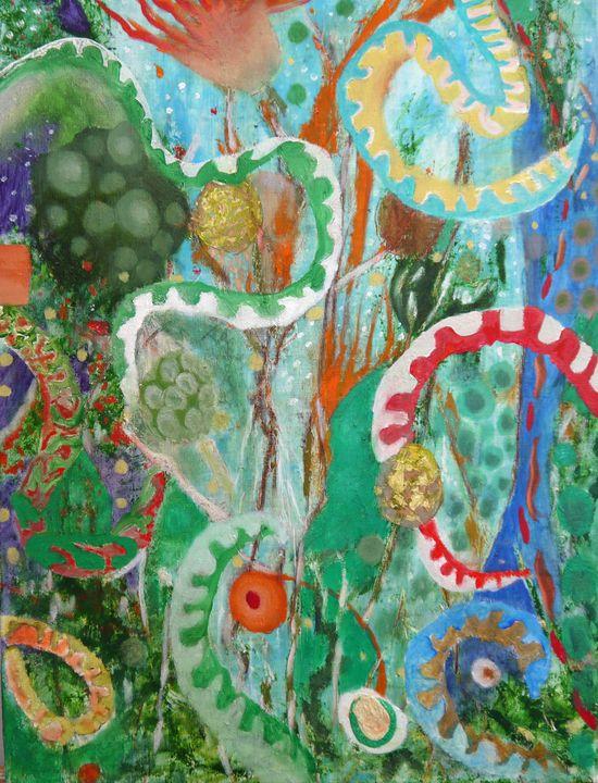 Sea Snakes - Robert Canaga's Studio