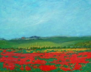 Red Clover-Yamhill County - Robert Canaga's Studio