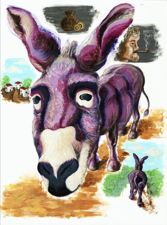 The Donkey - Tanja Dorfer