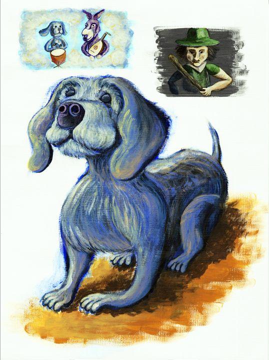 The Dog - Tanja Dorfer