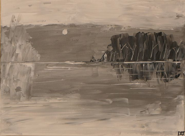 Blurred Landscape - K-Artic