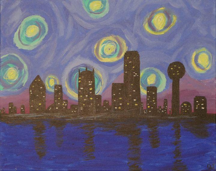 Gogh Dallas - K-Artic