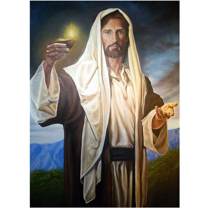 Jesus (Repro) - Herylondo_Art