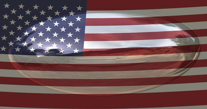 US Flag - Mumdzhiev