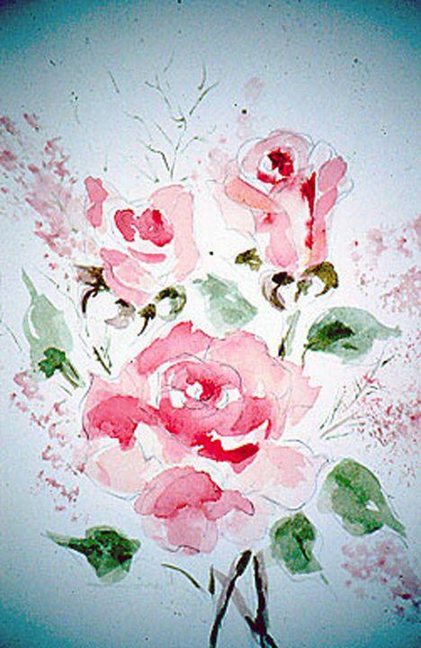 Rose Water - Flower Shop