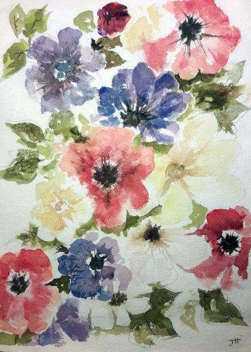 Floral Design - Flower Shop