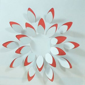 Lazer Cut Flower