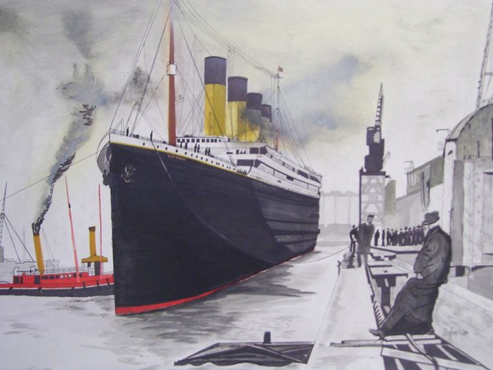 Titanic - Robert Sutton