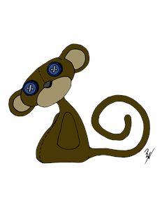 Rag Monkey