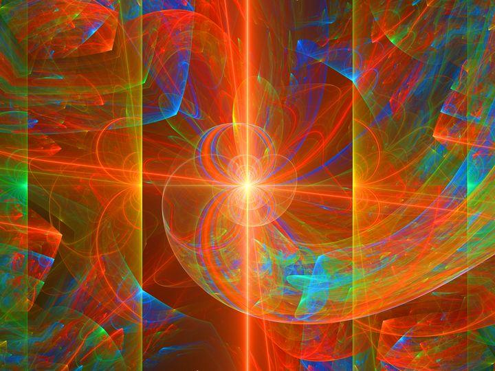Center of gravitational attraction - pedroml