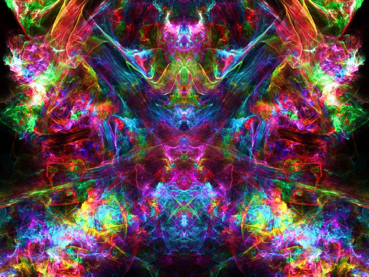 Energetic structure in bright colors - pedroml