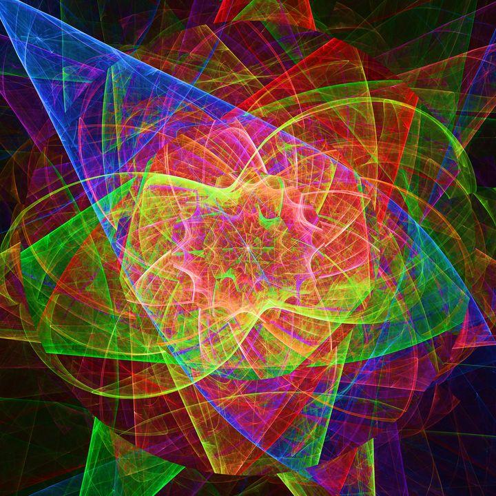 Elliptical trajectories of luminesce - pedroml