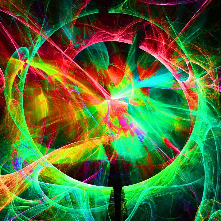 Laser beams forming spheres - pedroml