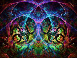 Encountering parallel dimensions