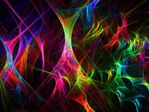 Neuronal electrical impulses