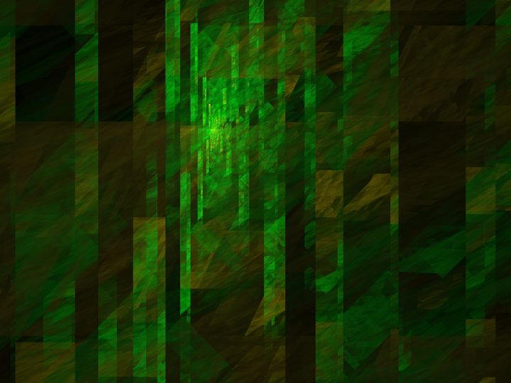 Abstract vertical forest - pedroml