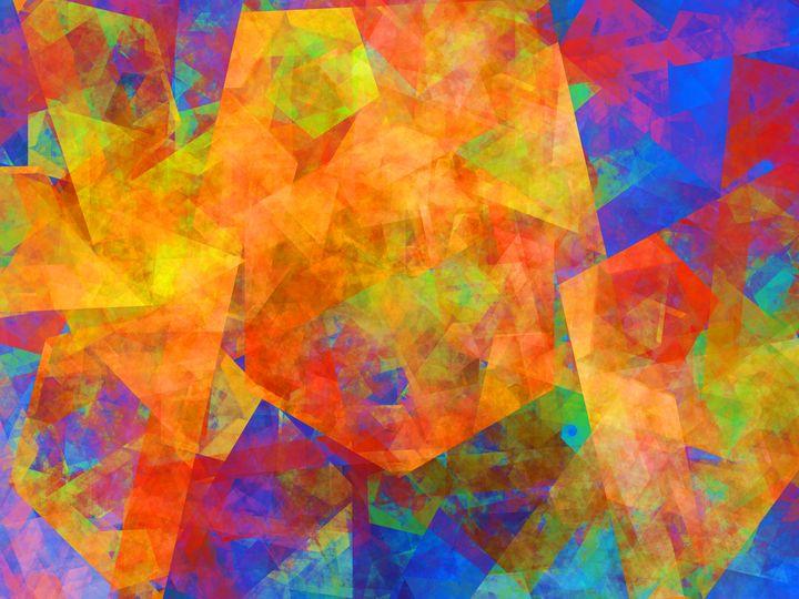 Abstract geometric chaos - pedroml