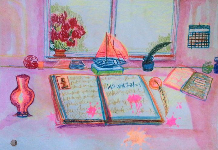 Book-Lex-Notebook - Denes Agnes Dora