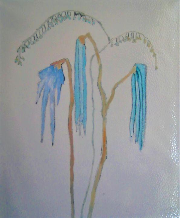 Withering flowers - Denes Agnes Dora