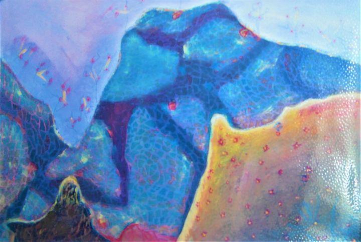 Cow or giraffe mountains? - Denes Agnes Dora