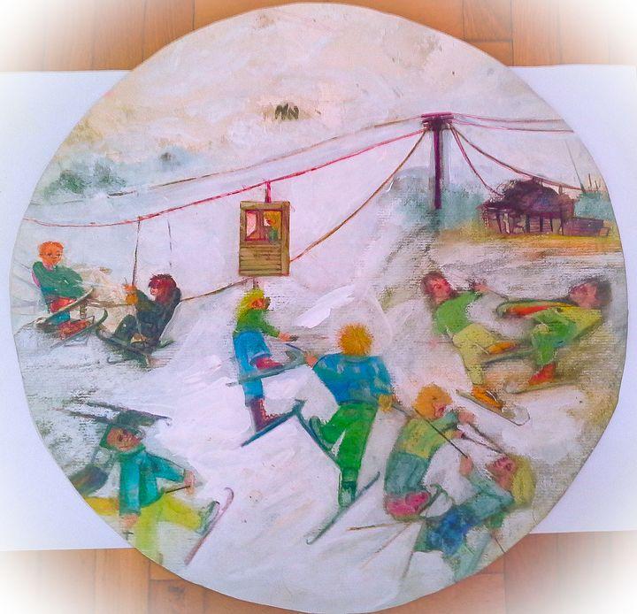 Ski carate - Denes Agnes Dora
