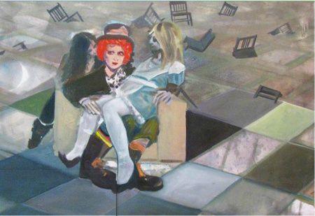 Seats - Denes Agnes Dora