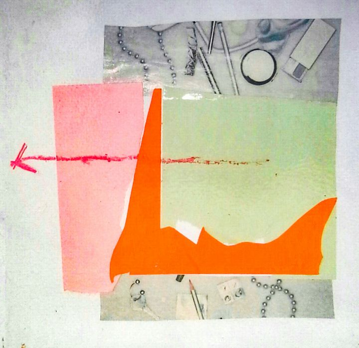 Collage Series - Denes Agnes Dora