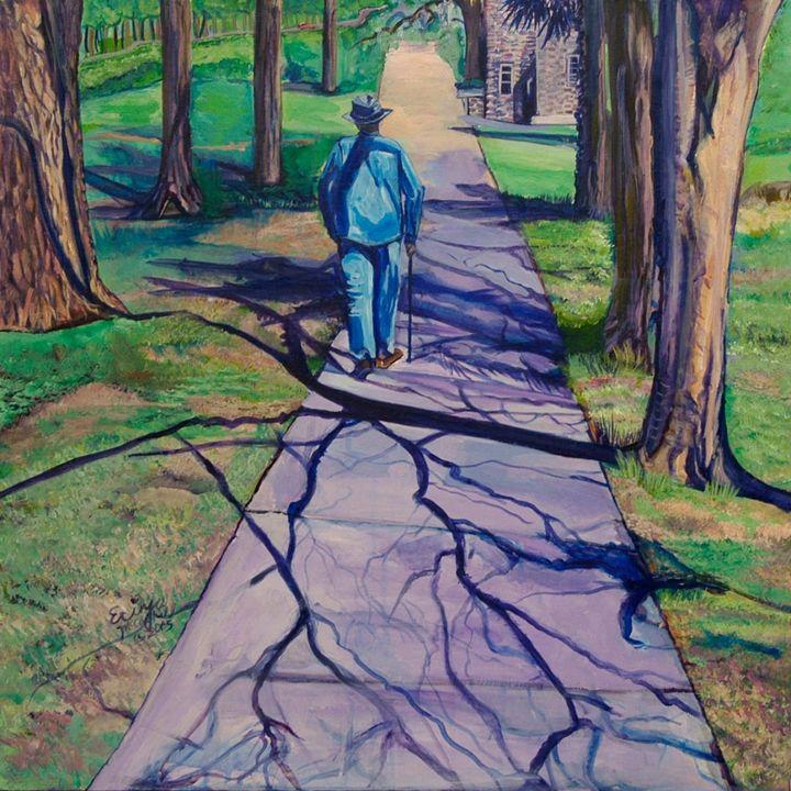 Entanglement On Hightway 98 - Ecinja Art Works