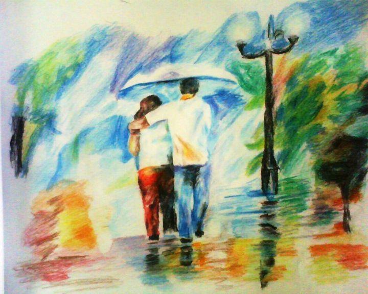 With you -  Vishnu.alloju