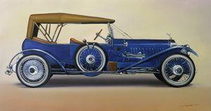 1.1. Rolls-Royce Silver Ghost 40/50