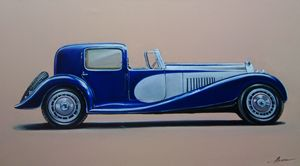 4.2. Bugatti Type 41 Royale 'Coupé - Hamilton-Walker Art