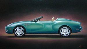 7.4. Aston Martin DB AR1 Zagato - Hamilton-Walker Art