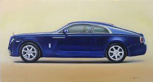 1.6. Rolls Royce Wraith (2013) 35x19