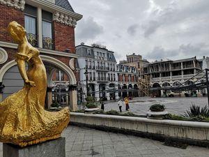 Golden Figure