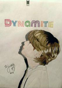 BTS V Dynamite