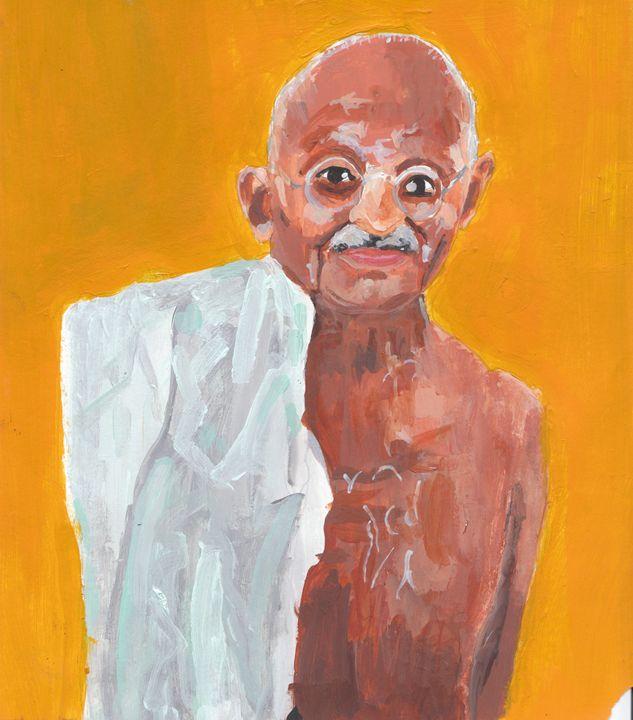 Ghamdi - Clay Hosmann Art