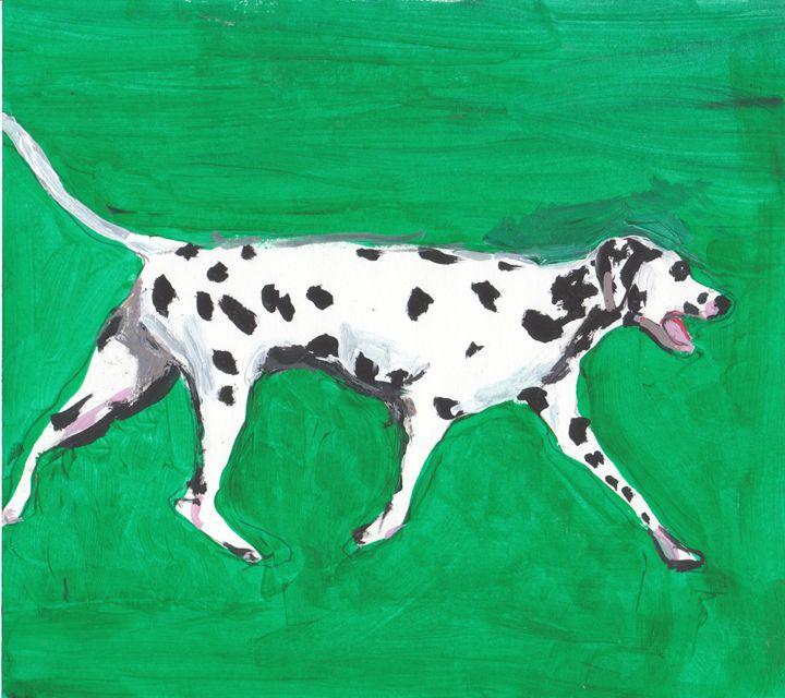 Dalmatian - Clay Hosmann Art