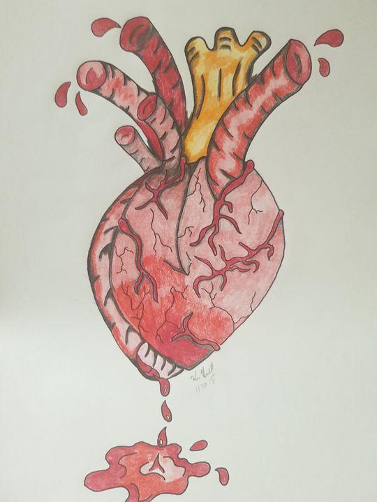 Bleeding Heart - K & N Design