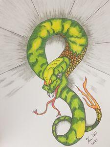 Mythical Snake