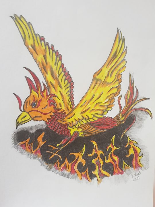 Phoenix - K & N Design